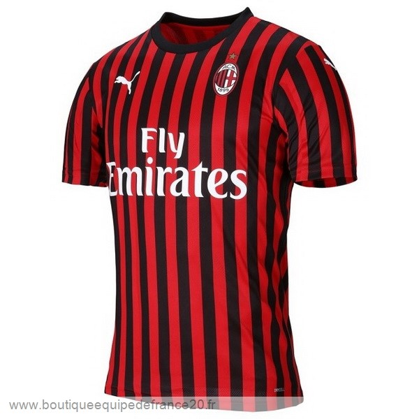Maillot Sport Domicile Maillot AC Milan 2019 2020 Rouge