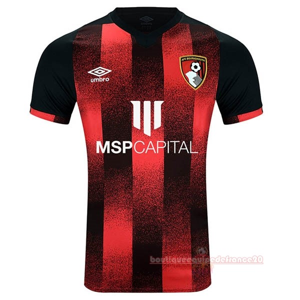 Maillot Sport Domicile Maillot Bournemouth 2020 2021 Rouge
