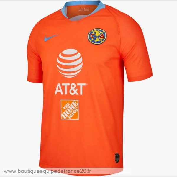 Maillot Sport Third Maillot Club América 2019 2020 Orange