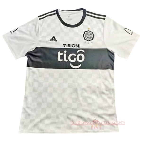 Maillot Sport Domicile Maillot Club Olimpia 2020 2021 Blanc