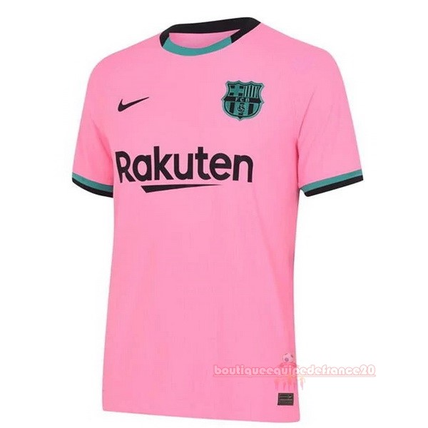 Maillot Sport Thailande Third Maillot Barcelone 2020 2021 Rose