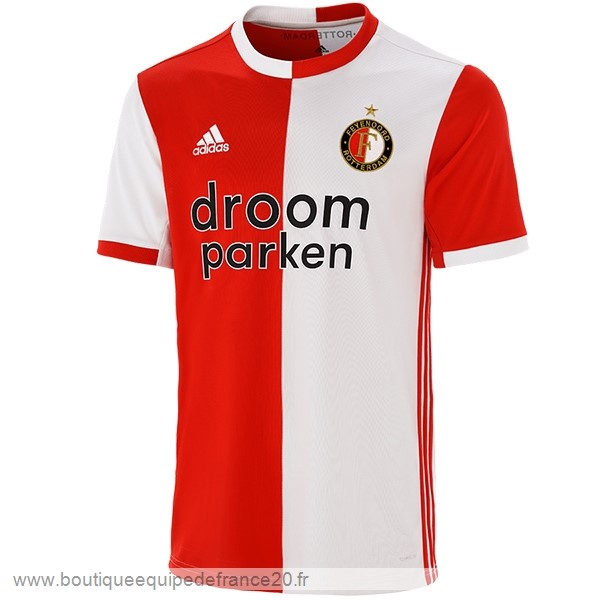 Maillot Sport Domicile Maillot Feyenoord Rotterdam 2019 2020 Rouge