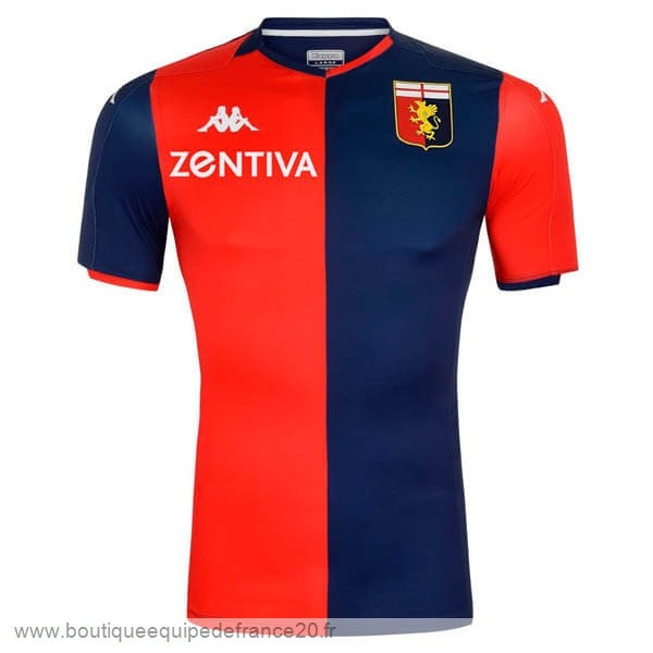 Maillot Sport Domicile Maillot Genoa 2019 2020 Rouge