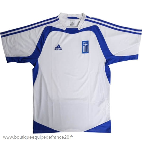 Maillot Sport Coupe d'Europe Maillot Grecia Rétro 2004 Jaune