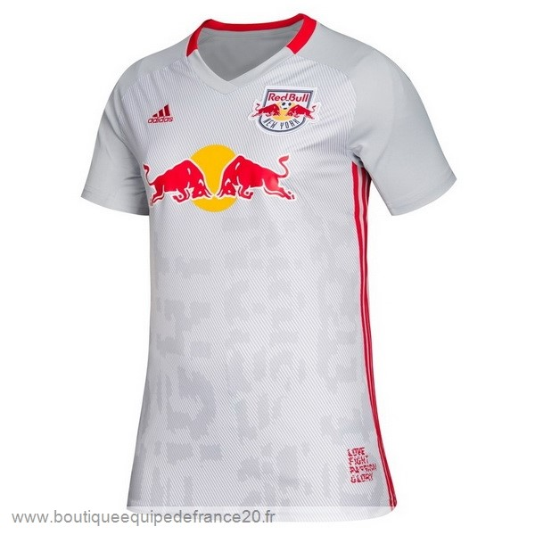 Maillot Sport Domicile Maillot Femme Red Bulls 2019 2020 Blanc