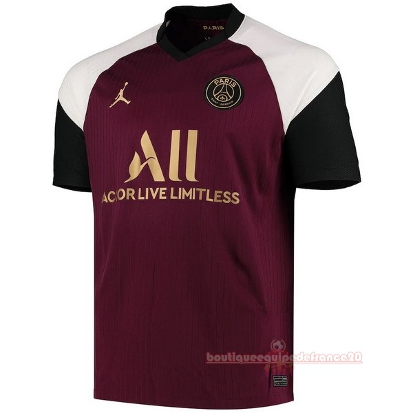 Maillot Sport Third Maillot Paris Saint Germain 2020 2021 Bordeaux
