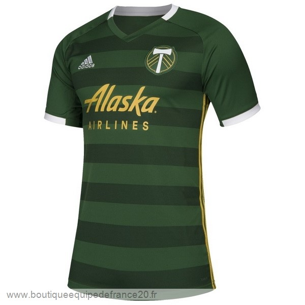 Maillot Sport Domicile Maillot Portland Timbers 2019 2020 Vert