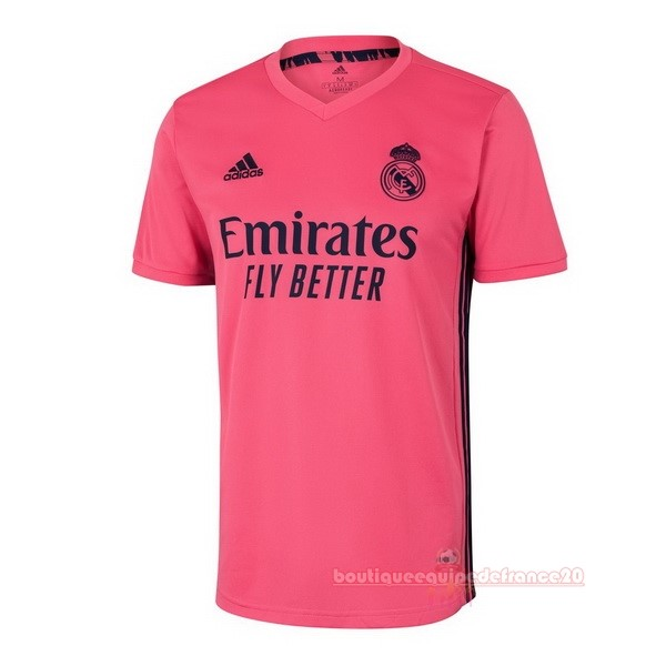 Maillot Sport Domicile Maillot Real Madrid 2020 2021 Rose