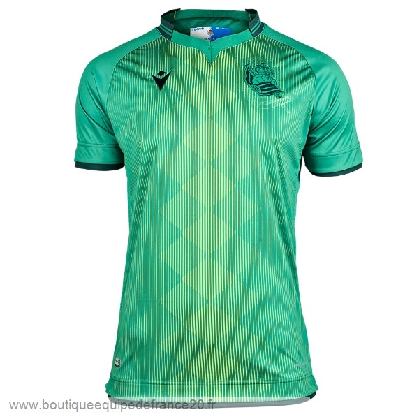 Maillot Sport Exterieur Maillot Real Sociedad 2019 2020 Vert