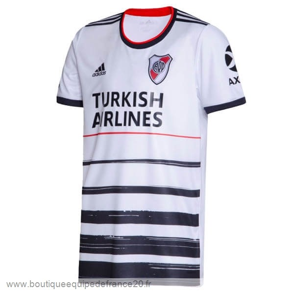 Maillot Sport Third Maillot River Plate 2019 2020 Blanc