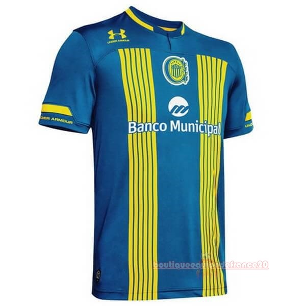 Maillot Sport Domicile Maillot CA Roserio Central 2020 2021 Bleu Jaune