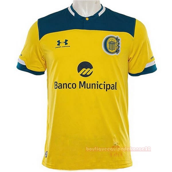 Maillot Sport Exterieur Maillot CA Roserio Central 2020 2021 Jaune