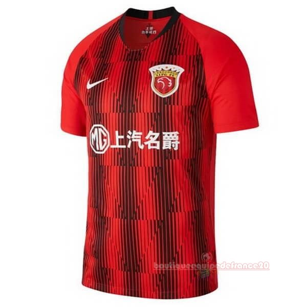 Maillot Sport Domicile Maillot SIPG 2020 2021 Rouge