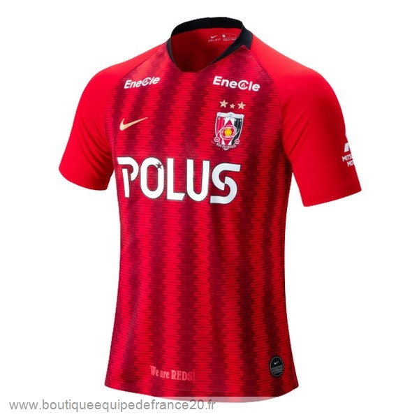 Maillot Sport Domicile Maillot Urawa Red Diamonds 2019 2020 Rouge