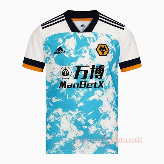 Maillot Sport Exterieur Maillot Wolves 2020 2021 Blanc